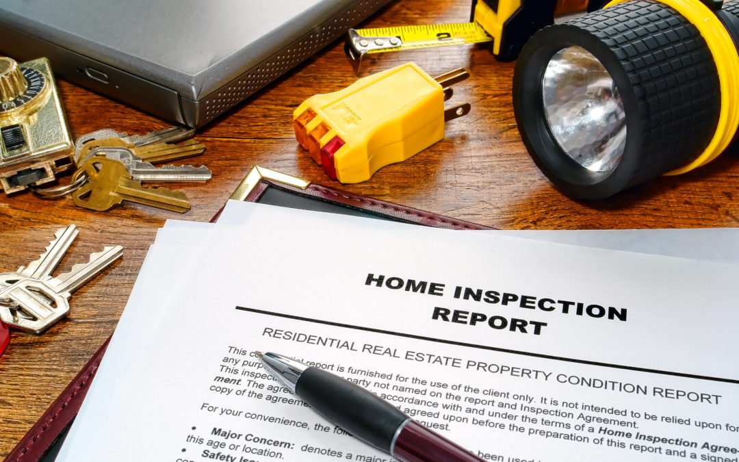 Ten Tips To Speed Up Your Home Inspection!